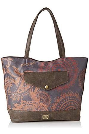 For Time Shopper Ulri voor dames, meerkleurig, 32 x 34 x 14 cm