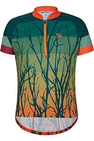 Ziener Jongens Nankei Fietsshirt/Fietsshirt - ademend, sneldrogend, elastisch, functioneel