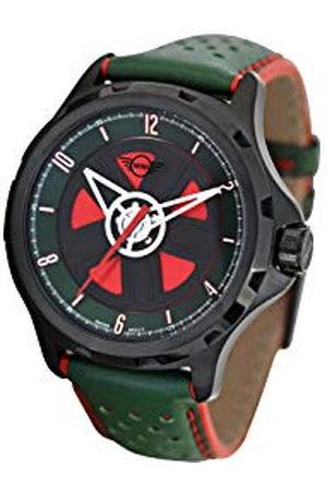 Boden Mini Unisex Adult Analoog Klassiek Quartz Horloge met Lederen Band 161105