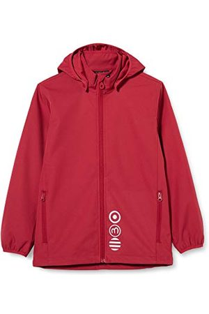 Minymo Unisex softshell jas voor kinderen