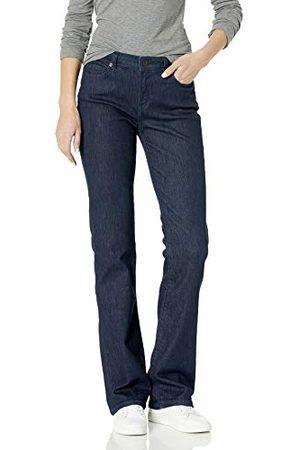 Amazon Dames Slim Bootcut Jean, New Rinse-4 UK Lang