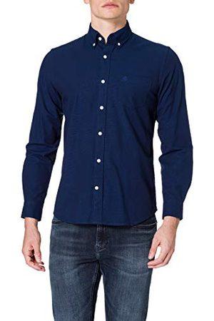 Cortefiel Shirt Lisa Oxford, biologisch katoen, voor heren