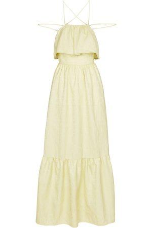 Self-Portrait Dames Lange jurken - Jacquard maxi dress