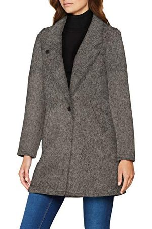 Scotch&Soda Bonded Wool Jacket in Checks and Solids jas voor dames.
