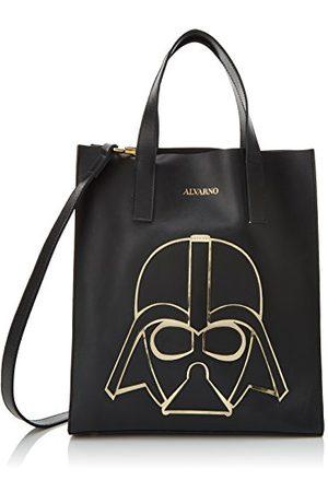 ALVARNO Darth Vader geometrische shopper voor dames, , 13 x 31 x 27 cm (B x H x L)