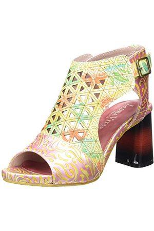 LAURA VITA HACSIO 05, open sandalen met sleehak dames 37 EU