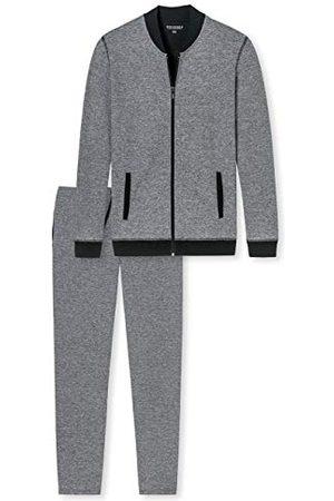 Schiesser Pyjamaset voor heren, slaap- en lounge-huispak