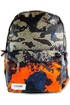 Premier Stationery Explore rugzak, 44 cm, 25 liter, meerkleurig (Camouflage)