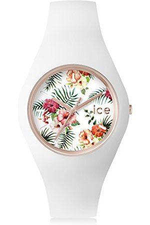 Ice-Watch ICE flower Legend - dameshorloge met siliconen armband - 001295 (Maat M)