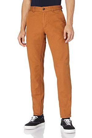 Scotch&Soda Heren Mott - Classic Garment -Dyed Twill Chino broek