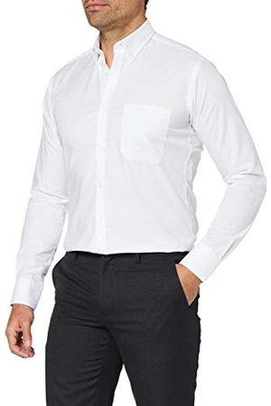 Kustom Oxford werk L/S Business Shirt voor heren