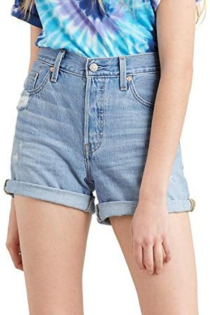 Levi's Dames Shorts - Dames 501 korte lange korte korte