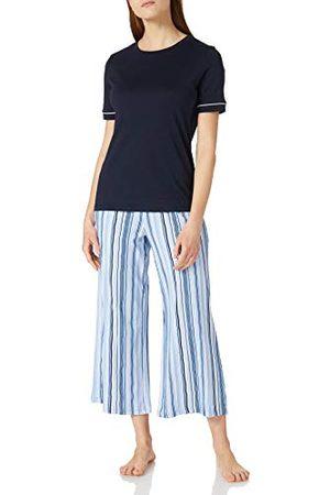 Seidensticker Zijdesticker dames interlock pyjama lang pyjamaset