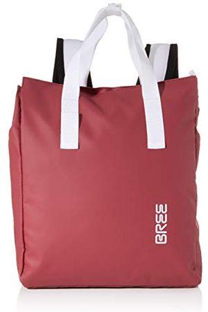 Bree Unisex volwassenen Punch 732, Backpack W19 Rugzak, Rood (Rhododendron), 12x38x32 cm