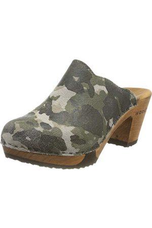 Woody 20270, Houten schoenen. Dames 38 EU