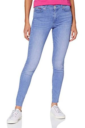 Tommy Hilfiger Nora Mr Skinny Ankle Alx Straight Jeans voor dames