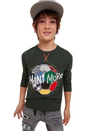 Desigual T-shirt voor jongens met lange mouwen