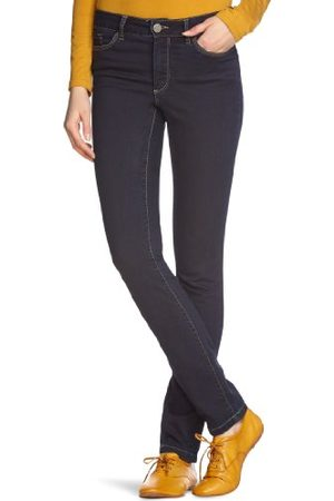 H.I.S Jeans dames jeans Lisa, HIS-131-10-035 Skinny/Slim Fit (rouw) normale tailleband