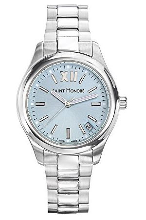 Saint Honore Dames analoog kwarts horloge met roestvrij stalen armband 7611451LDIN
