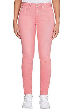 Tommy Hilfiger Vrouwen Venetië Slim Rw een gewassen Clr Jeans