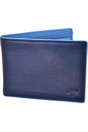 Bizzef Heren portemonnee van echt leer met kaarthouder van Credito