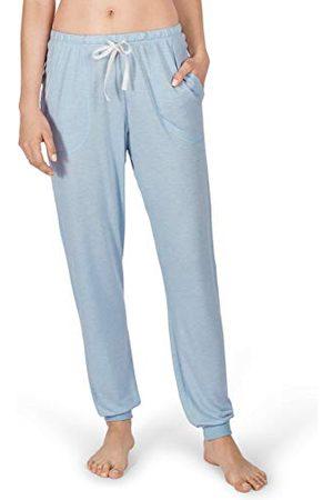 HUBER Lange pyjama-onderbroek voor dames.