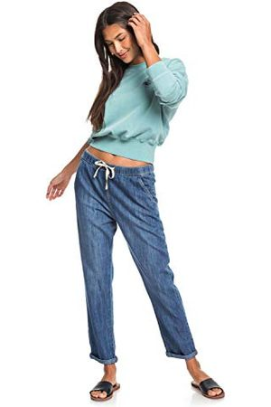 Roxy Slow Swell Relaxed Fit jeans voor dames, relaxed fit, slow swell, relaxed fit voor dames