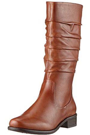 Gerry Weber G84116, Hoge laarzen. dames 36 EU
