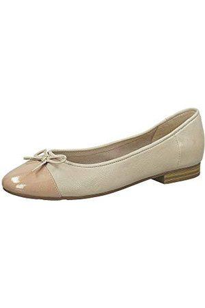 Jana Dames Ballerina 8-8-22150-26 521 H-breedte Maat: 38 EU