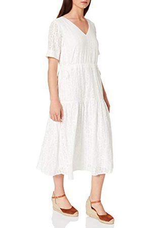 YAS Lini Ss Midi-jurk voor dames