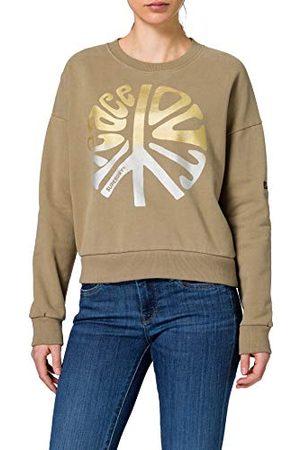 Superdry Dames Shirts - Military Narrative Sweatshirt voor dames