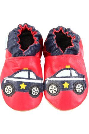 Robeez Soft Soles Police Car- K loopschoenen voor kinderen