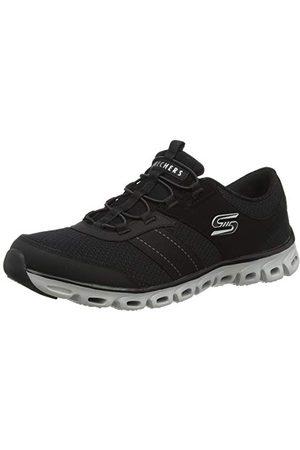 Skechers 104087 BLK, Sneaker Dames 37.5 EU