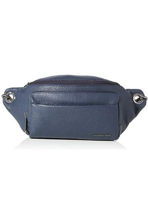 Mandarina Duck Dames Schoudertassen - Mellow Leather Belt Bag/Zwart, dames schoudertassen 0,01 x 0,01 x 0,01 cm (B x H x D)