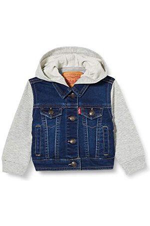 Levi's Jongens Bodywarmers - Kids Lvn Indigo jas voor baby's - - 18 mois