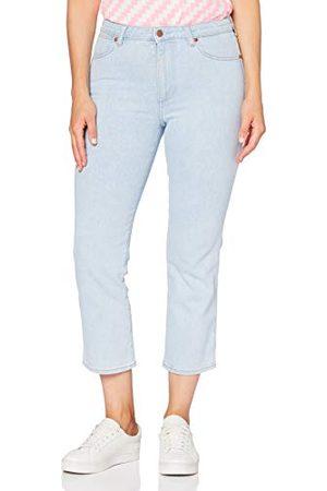 Wrangler Dames The Retro Straight Jeans