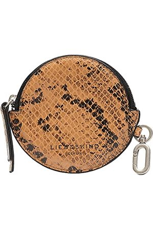 liebeskind Dames Snake Hanger Ronde ETUI, Light tan-8737, één maat