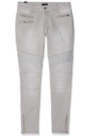 SEVEN7 Dames Biker Skinny Jeans
