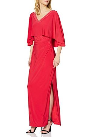 Gina Bacconi Dames Lange jurken - Dames Keana Jersey Maxi Jurk Cocktail