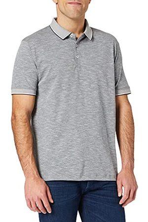 Seidensticker Heren Lange mouw - Poloshirt voor heren, gewassen piqué, lange mouwen
