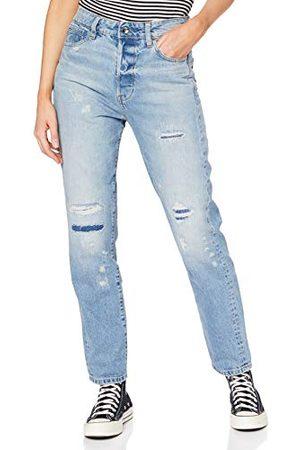 G-Star Dames Midge Zadel Hoge Taille Boyfriend Jeans