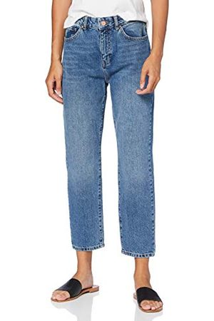 Noisy May Dames Nmisabel Straight Jeans