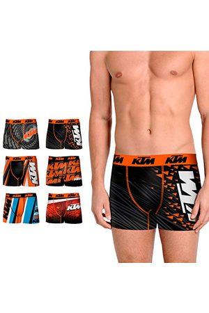 KTM Heren Boxershorts - Boxershorts voor heren. - multi - Large