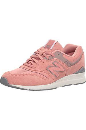 New Balance 618491-50-13, Lage Top Sneakers voor dames 36.5 EU
