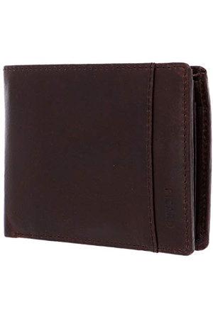 Picard Mannen portemonnee uit de serie Buddy 1, in de kleur café/bruin, van geolied leer 595392Z055