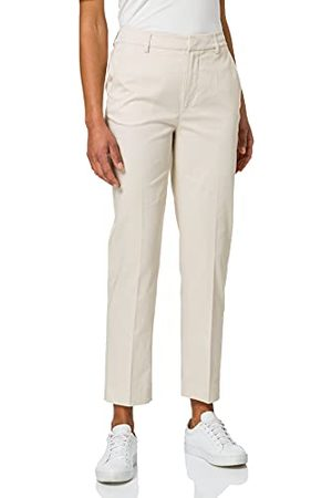 Scotch&Soda Dames Chino's - Abott Mid Rise Chino voor dames, regular fit