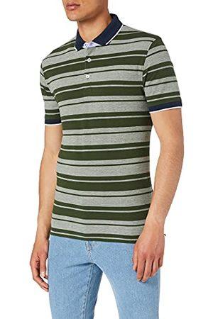Seidensticker Poloshirt voor heren, Oxford Piqué, lange mouwen