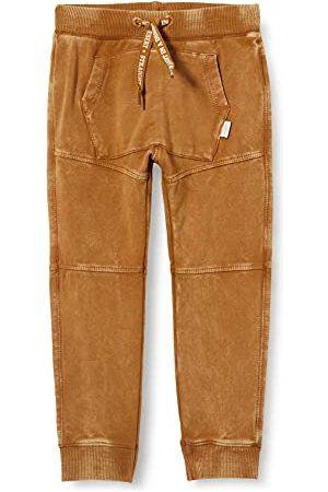 Noppies Babybroek voor jongens B Pants Slim Fit Sweat-Track Troia Broek, Bistre - P671, 62 cm