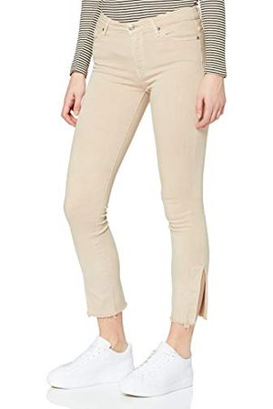 7 for all Mankind Hw Skinny Crop Casual Pants.