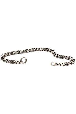 Trollbeads Zilveren armband van 925 sterling , 21 cm.